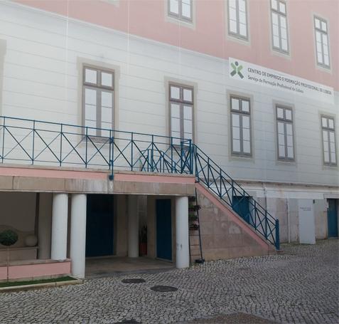 serviço de formação profissional de Lisboa
